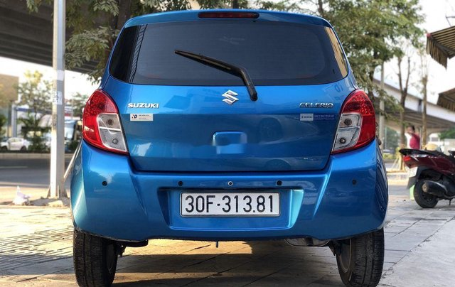 Chính chủ bán ô tô Suzuki Celerio 2018, màu xanh lam, nhập khẩu4