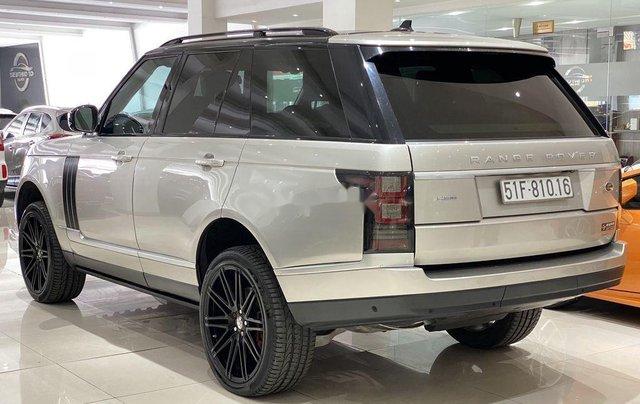 Cần bán xe LandRover Range Rover sản xuất 2015, nhập khẩu nguyên chiếc còn mới5