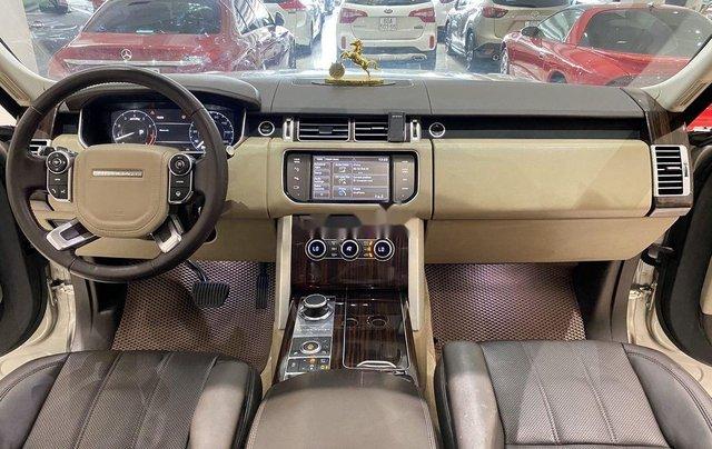 Cần bán xe LandRover Range Rover sản xuất 2015, nhập khẩu nguyên chiếc còn mới7