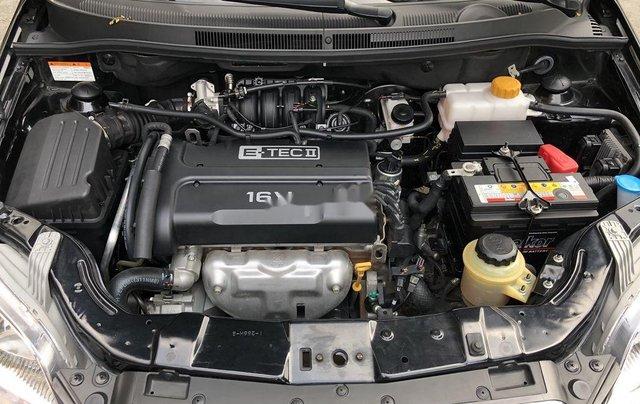 Cần bán xe Chevrolet Aveo năm sản xuất 2018 còn mới, 335tr10