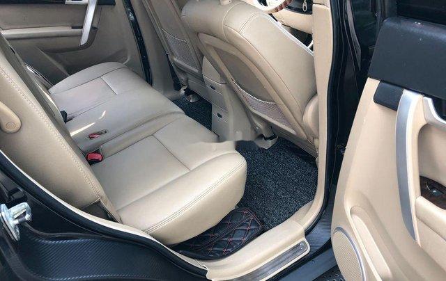 Bán Chevrolet Captiva năm sản xuất 2008, màu đen, xe nhập chính chủ8