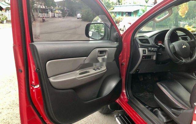 Cần bán xe Mitsubishi Triton đời 2015, màu đỏ, xe nhập số sàn, 385 triệu9