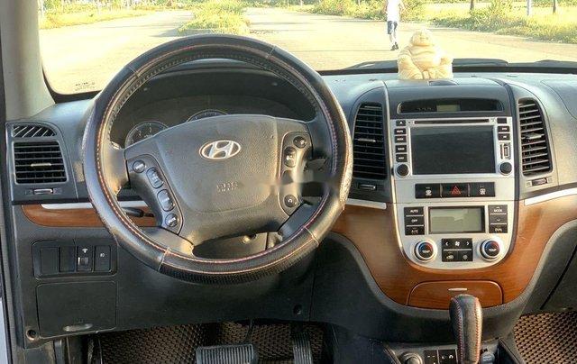 Bán Hyundai Santa Fe sản xuất năm 2008, xe nhập còn mới5
