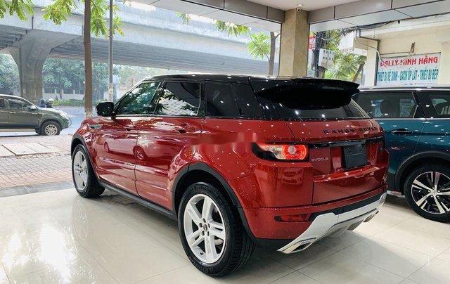 Bán lại xe LandRover Range Rover sản xuất năm 2012, nhập khẩu  5