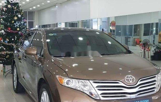 Cần bán Toyota Venza sản xuất năm 2009, xe nhập, 720 triệu4