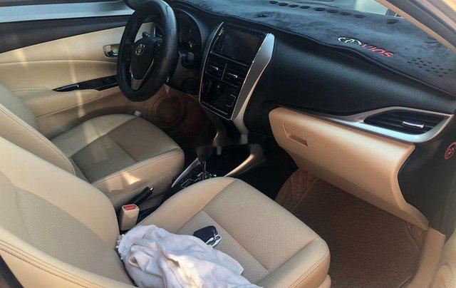 Cần bán xe Toyota Vios năm 2020, màu bạc, 555 triệu10