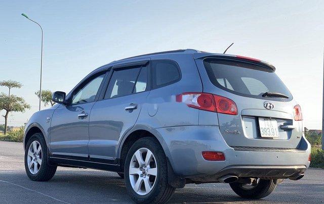 Bán Hyundai Santa Fe sản xuất năm 2008, xe nhập còn mới0
