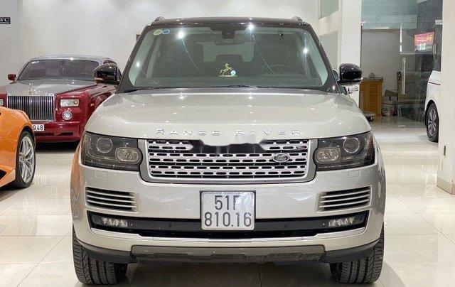 Cần bán xe LandRover Range Rover sản xuất 2015, nhập khẩu nguyên chiếc còn mới0