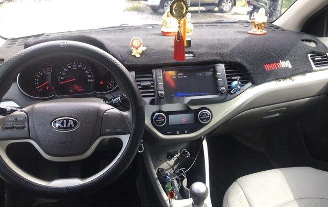 Cần bán lại xe Kia Morning sản xuất năm 2017 còn mới3