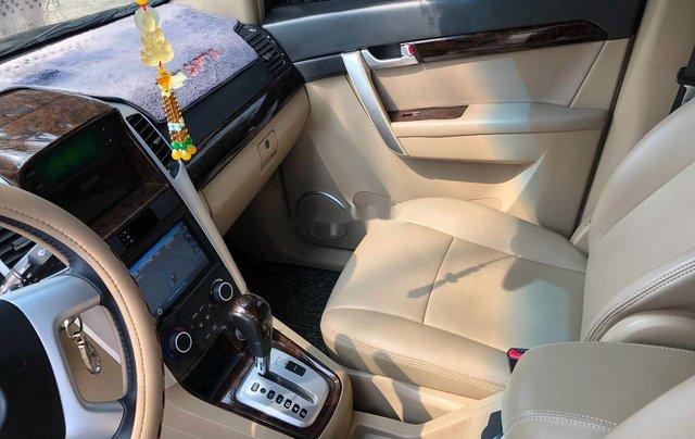 Bán Chevrolet Captiva năm sản xuất 2008, màu đen, xe nhập chính chủ6