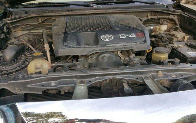 Bán xe Toyota Fortuner sản xuất 2014, màu xám còn mới, giá 620tr1