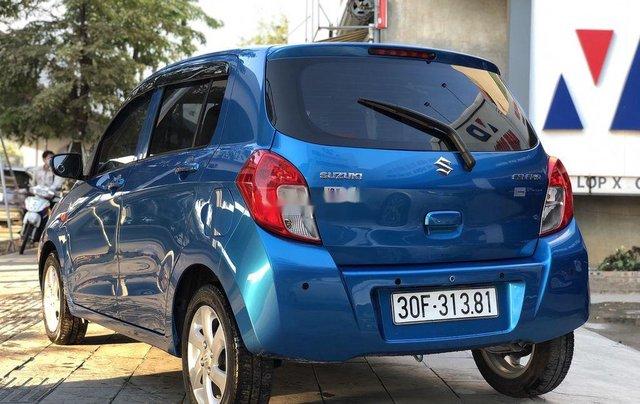Chính chủ bán ô tô Suzuki Celerio 2018, màu xanh lam, nhập khẩu1