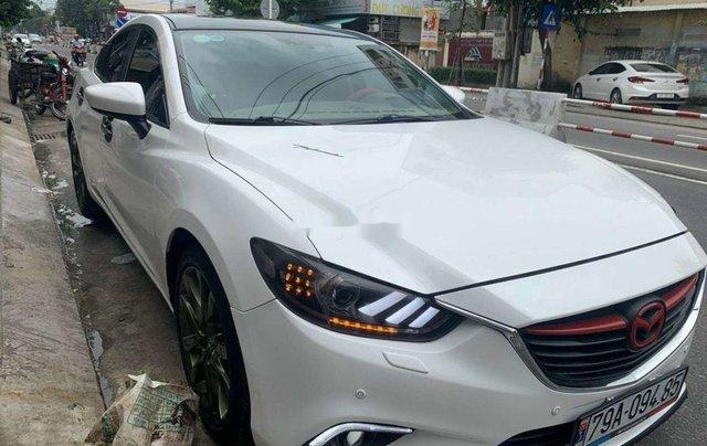 Cần bán xe Mazda 6 năm 2015 còn mới1
