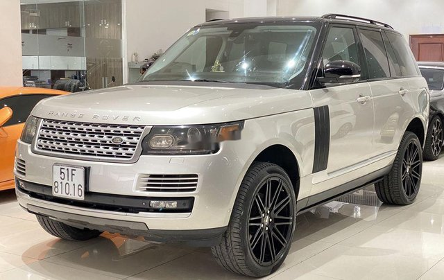Cần bán xe LandRover Range Rover sản xuất 2015, nhập khẩu nguyên chiếc còn mới1