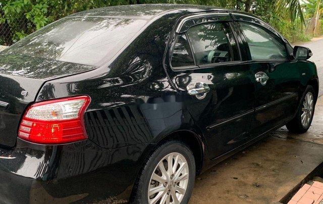 Bán ô tô Toyota Vios đời 2010, màu đen, xe nhập còn mới0