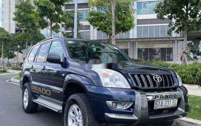 Cần bán xe Toyota Prado sản xuất năm 2004, nhập khẩu nguyên chiếc còn mới giá cạnh tranh1