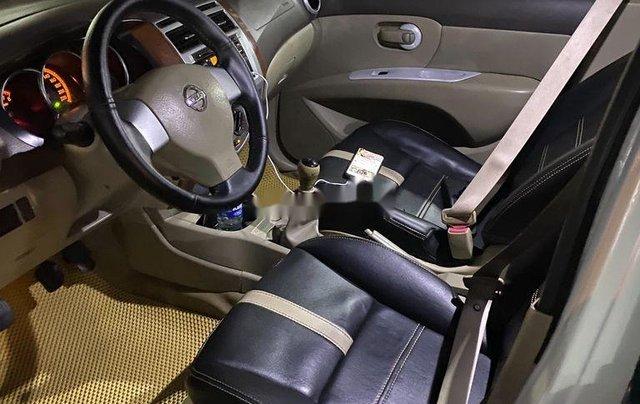 Bán ô tô Nissan Grand livina 2012, màu trắng, xe nhập số sàn, giá tốt7