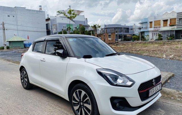 Bán Suzuki Swift đời 2019, màu trắng, nhập khẩu nguyên chiếc chính chủ0