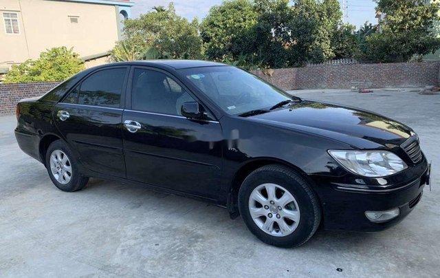 Cần bán lại xe Toyota Camry năm 2003, số sàn, giá 248tr1