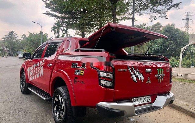 Cần bán xe Mitsubishi Triton đời 2015, màu đỏ, xe nhập số sàn, 385 triệu3