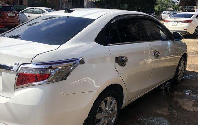 Bán ô tô Toyota Vios năm sản xuất 2017 còn mới4