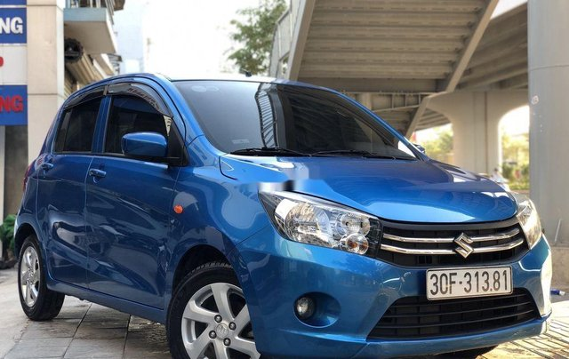 Chính chủ bán ô tô Suzuki Celerio 2018, màu xanh lam, nhập khẩu2