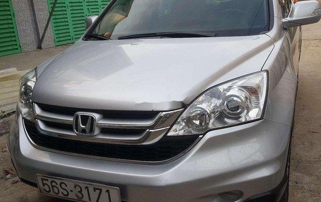 Cần bán lại xe Honda CR V năm sản xuất 2010 còn mới0