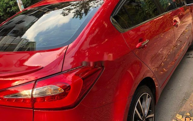 Bán Kia K3 sản xuất năm 2016, màu đỏ xe gia đình1