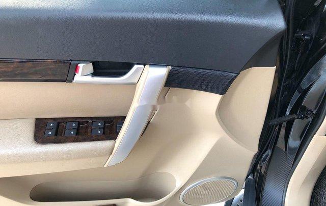 Bán Chevrolet Captiva năm sản xuất 2008, màu đen, xe nhập chính chủ5