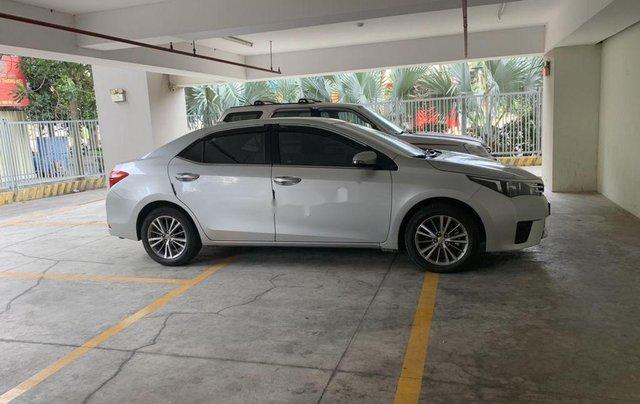 Bán Toyota Corolla Altis sản xuất 2017, nhập khẩu còn mới0