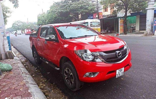 Bán Mazda BT 50 năm 2016, nhập khẩu nguyên chiếc còn mới, 495tr0