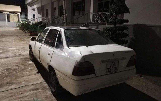 Bán Daewoo Cielo sản xuất 1993, màu trắng, nhập khẩu1