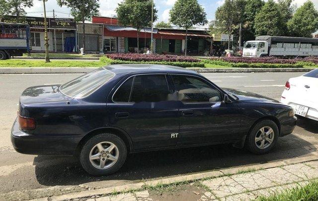 Bán Toyota Camry 1992, màu xanh lam, xe nhập chính chủ1