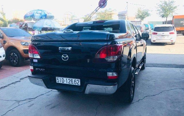 Chính chủ bán xe Mazda BT 50 năm 2017, màu đen, xe nhập 6