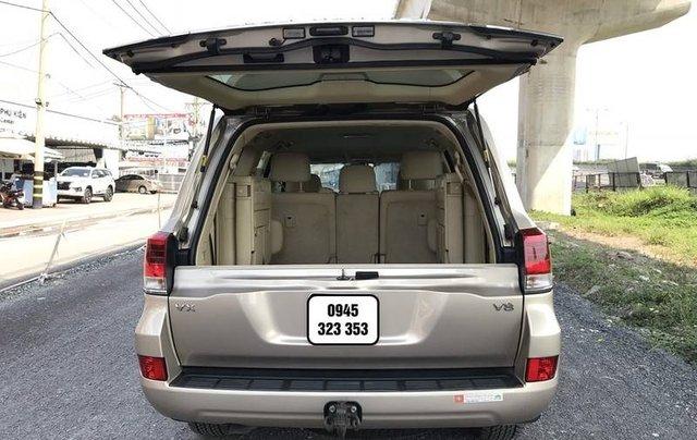 Bán Toyota Land Cruiser năm sản xuất 2015, nhập khẩu nguyên chiếc còn mới6