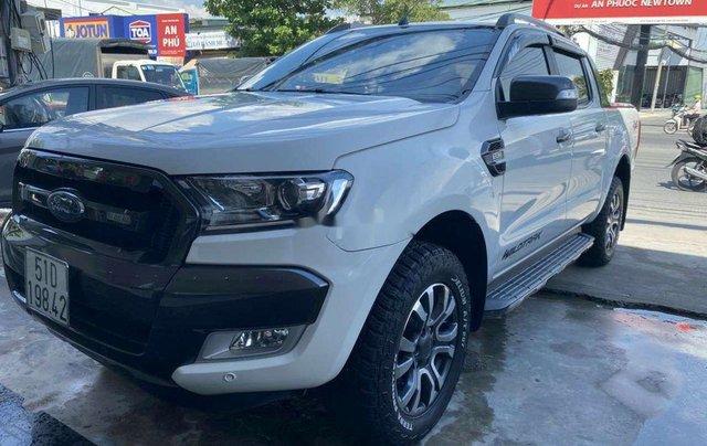 Bán lại xe Ford Ranger Wildtrak sản xuất năm 2017, nhập khẩu Thái Lan0