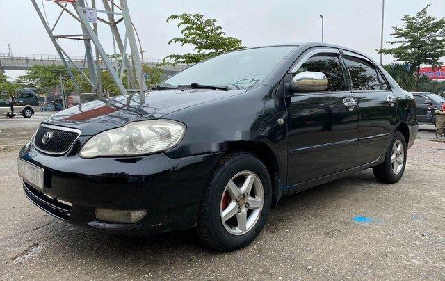 Bán Toyota Corolla Altis đời 2003, màu đen chính chủ 2