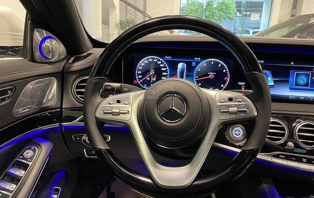 Bán xe Mercedes S450 Luxury sản xuất 2020, màu trắng, đi 2000km, mới 99%, giá cực rẻ7