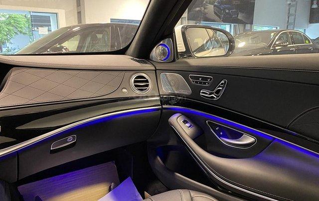Bán xe Mercedes S450 Luxury sản xuất 2020, màu trắng, đi 2000km, mới 99%, giá cực rẻ9
