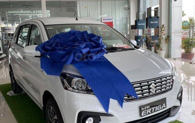 Suzuki Ertiga 2020, mẫu xe MPV 7 chỗ dành cho gia đình1