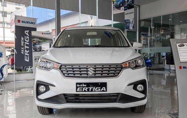 Suzuki Ertiga 7 chỗ nhập khẩu giá chỉ từ 419 triệu, trả trước 99 triệu nhận xe lăn bánh0