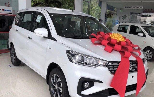 Suzuki Ertiga 7 chỗ nhập khẩu giá chỉ từ 419 triệu, trả trước 99 triệu nhận xe lăn bánh1