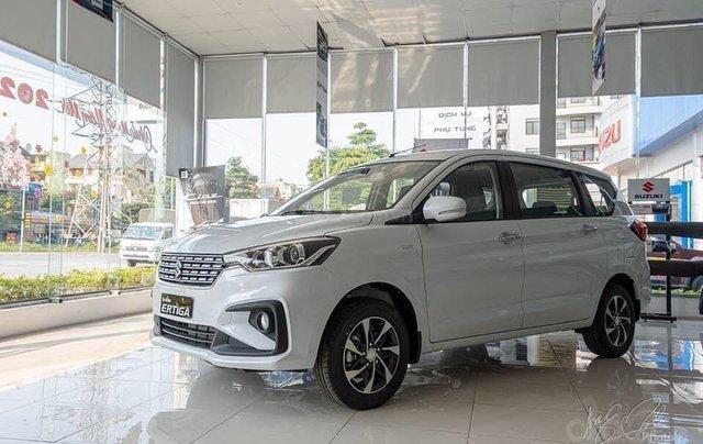 Suzuki Ertiga 7 chỗ nhập khẩu giá chỉ từ 419 triệu, trả trước 99 triệu nhận xe lăn bánh4