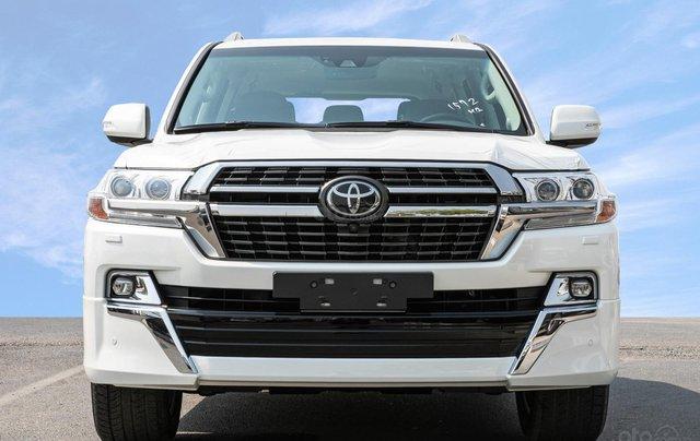 Bán Toyota Land Cruiser VXS 4.6L (Xăng) 2020 mới 100% giao ngay0