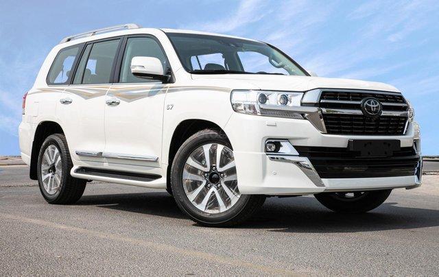 Bán Toyota Land Cruiser VXS 4.6L (Xăng) 2020 mới 100% giao ngay1