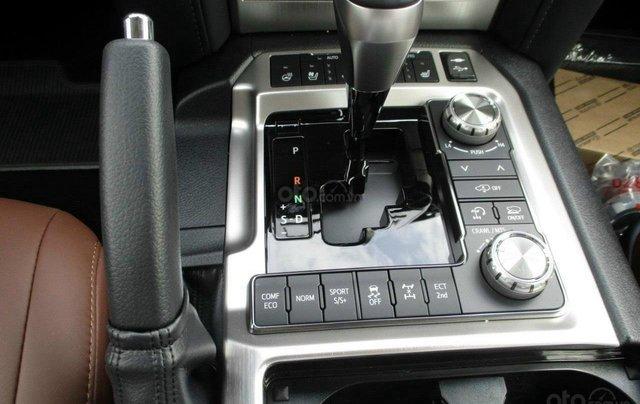 Bán Toyota Land Cruiser VXS 4.6L (Xăng) 2020 mới 100% giao ngay9