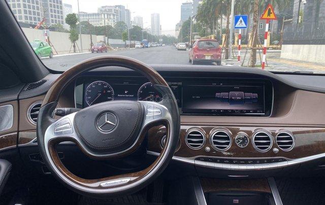 Mercedes S400 model 2015, giá mềm8
