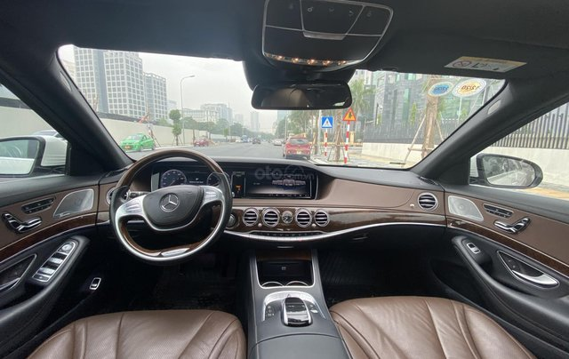 Mercedes S400 model 2015, giá mềm10