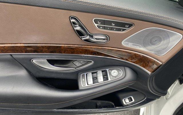 Mercedes S400 model 2015, giá mềm12