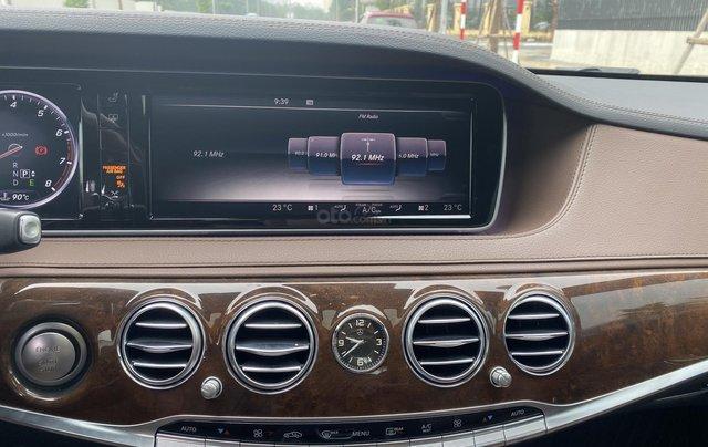 Mercedes S400 model 2015, giá mềm13